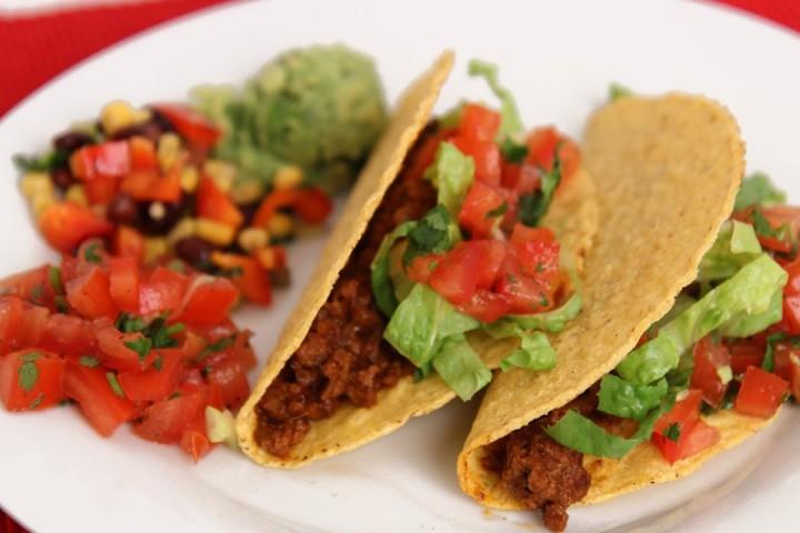 Tacos (videouppskrift)