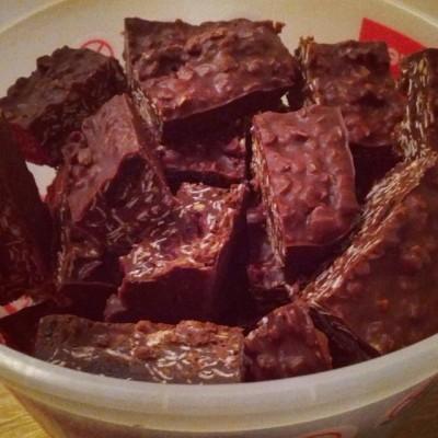 Amazing healthy chocolate treats
