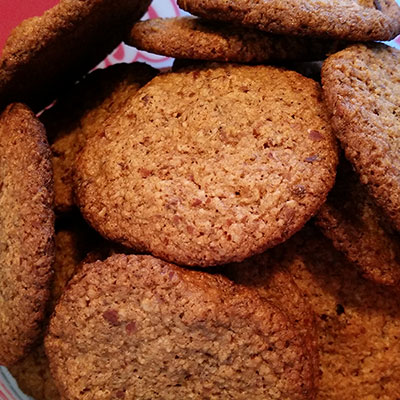 almond-butter-chocolate-chip-cookies