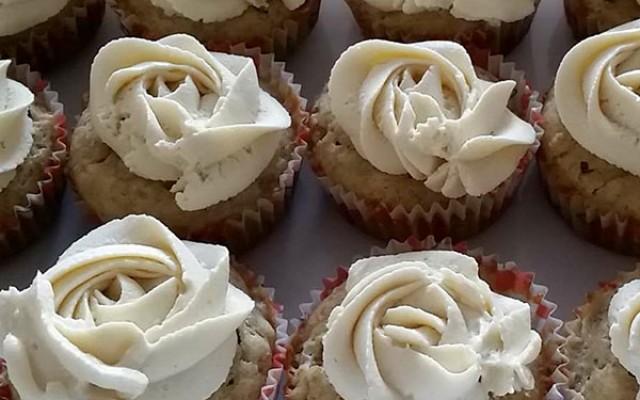 Low-sugar cupcakes
