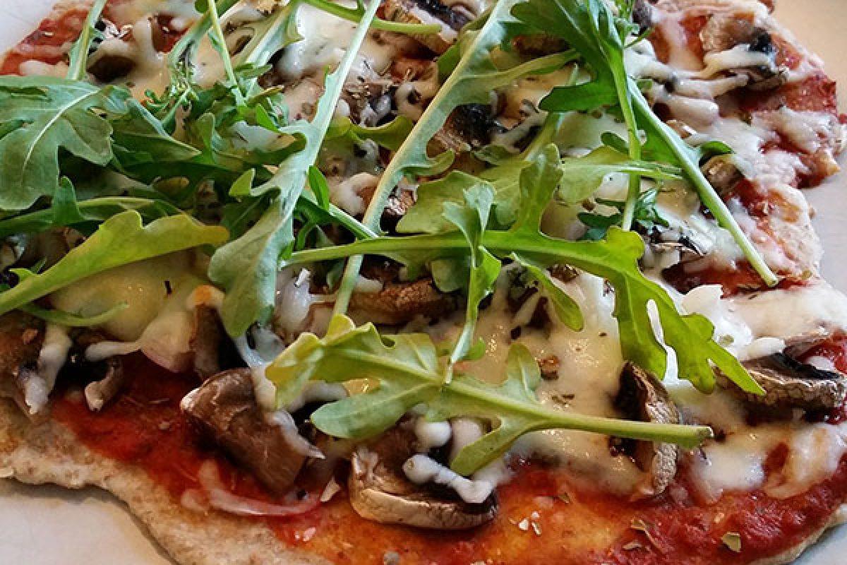 Einstaklingspizza á 30 mínútum